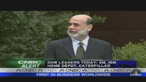 Banking on Bernanke