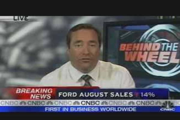Ford Auto Sales
