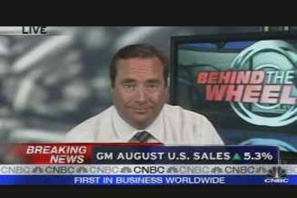 GM U.S. Sales Up 5.3%