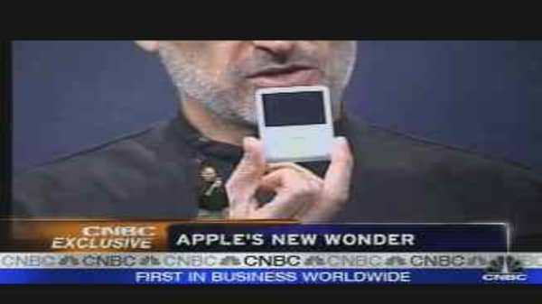Apple's New Wonder