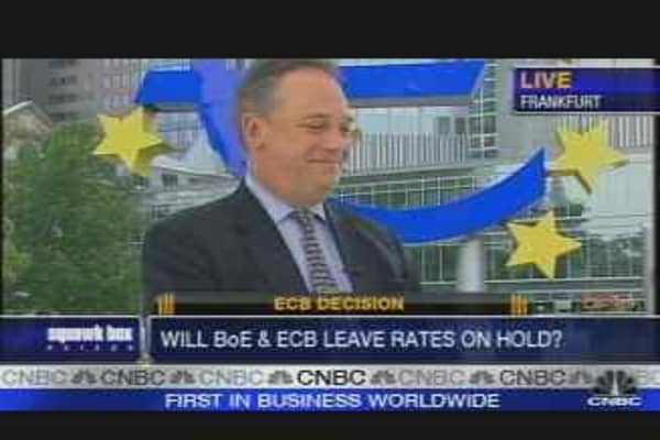 Will the ECB Keep Interest Rates on Hold?