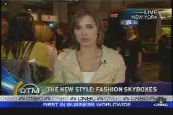 Spectator Sport of Fashion