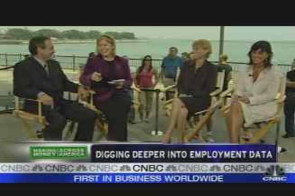 Jobs & the Economy