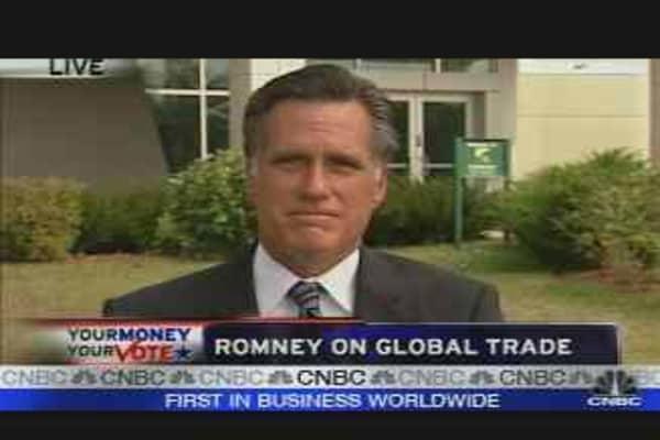 Romney's Plan