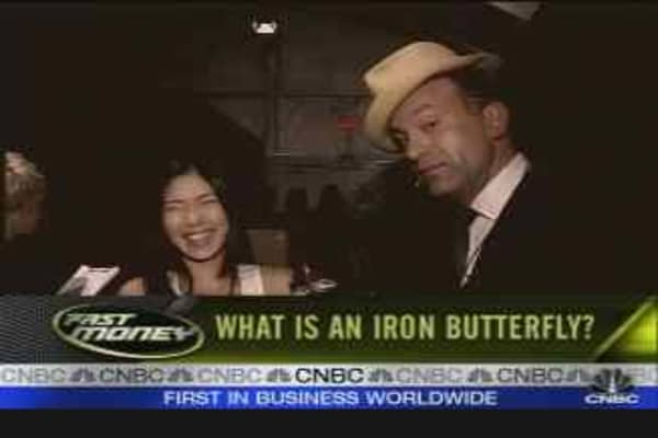 What's an Iron Butterfly?