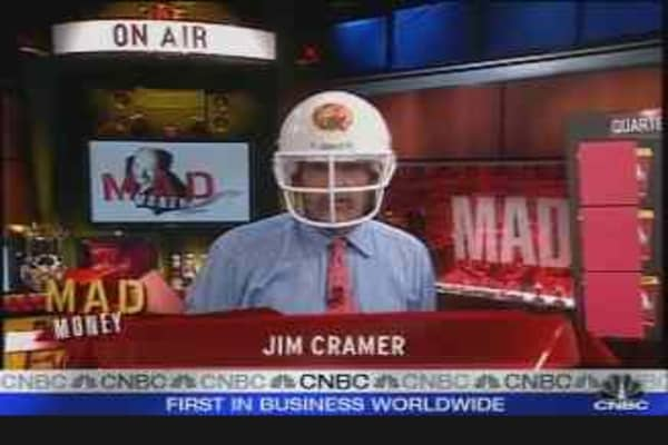Cramer's Stock Draft