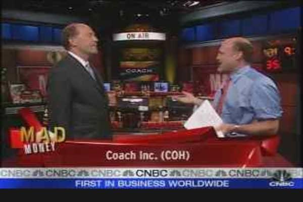 Coach Chmn. & CEO