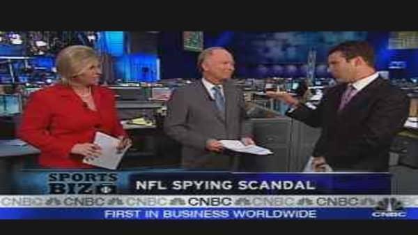 NFL Spying Scandal