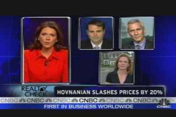 Hovnanian Sales Blitz