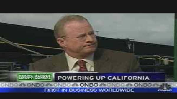 Powering Up California