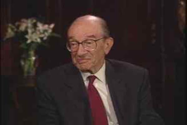 Greenspan & the Professor, Pt. 1