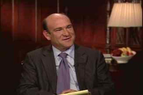 Greenspan & the Professor, Pt. 2