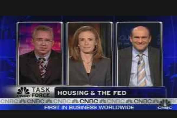 Housing & the Fed