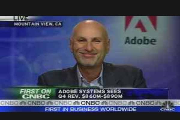 Adobe's Profit Picture
