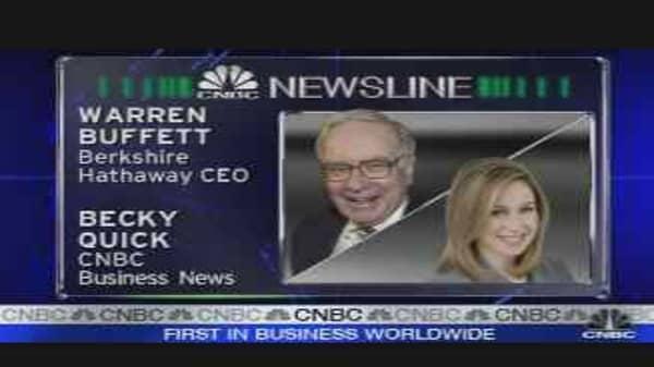 Buffett's Philanthropy