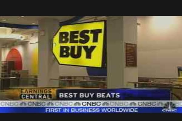 Best Buy Earnings
