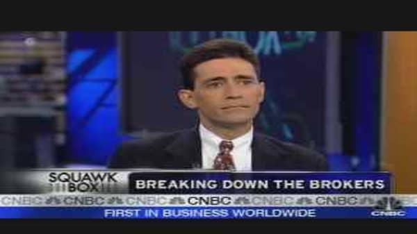 Breaking Down the Brokers