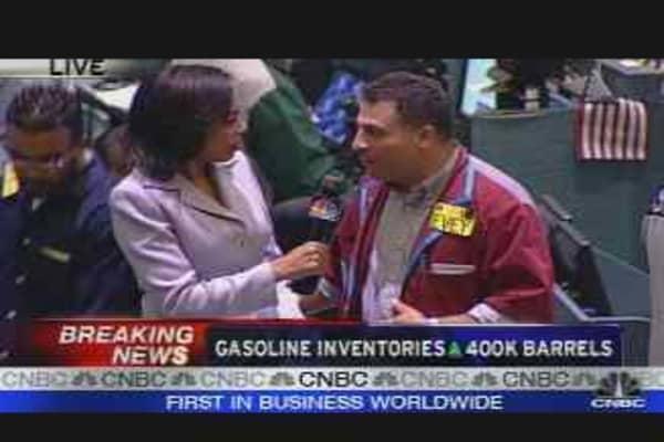 Crude & Gasoline Inventories