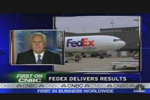 FedEx Delivers Results