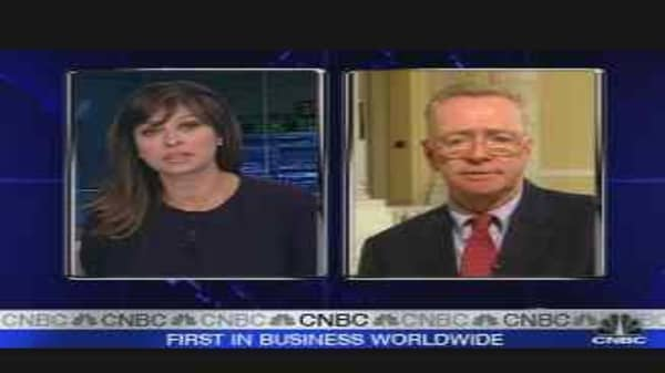 Freddie Mac CEO Interview