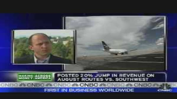 Frontier Airlines CEO