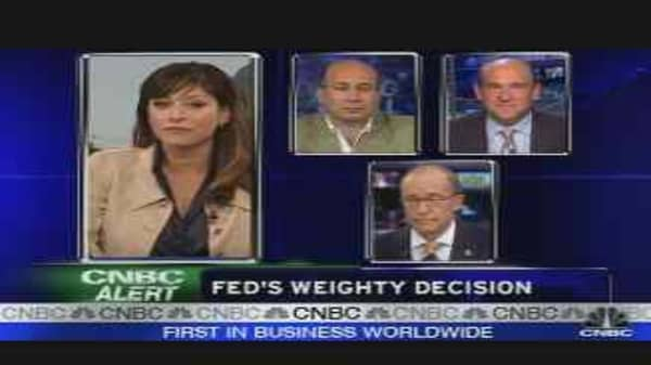 Fed's Weighty Decision