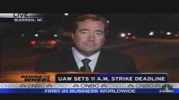 UAW Strike?