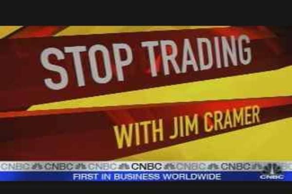 Jim Cramer's Stop Trading!