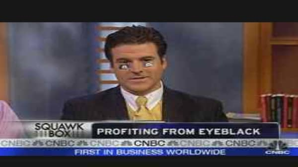 Profiting from EyeBlack