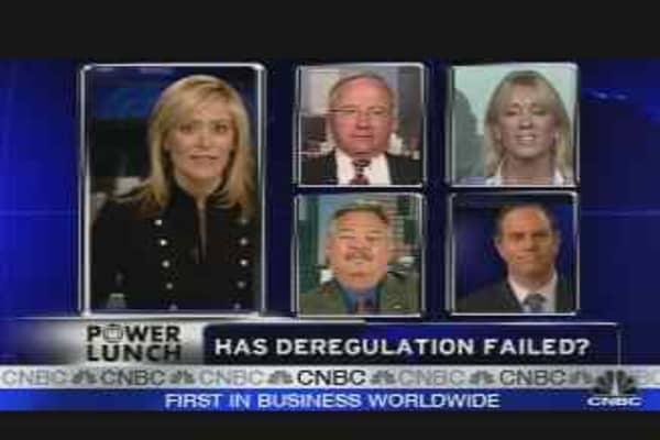 Deciphering Deregulation
