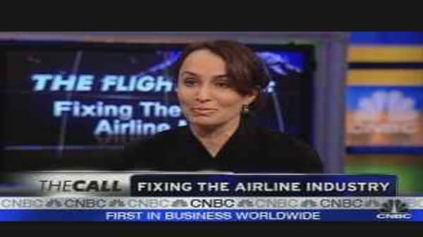 Fixing the Airline Industry