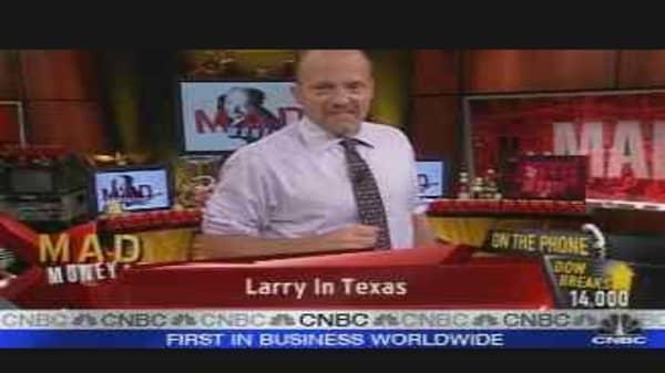 Cramer on American Axle