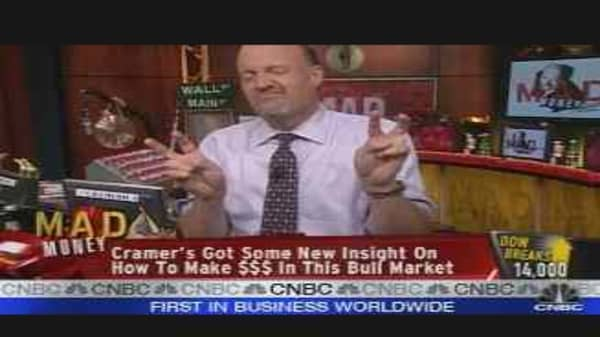Cramer on Dolan Media