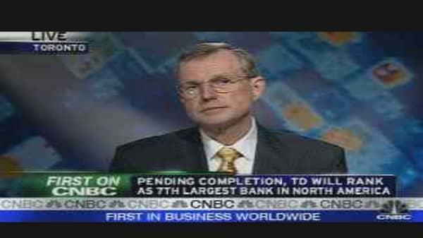 TD Bank to Buy Commerce