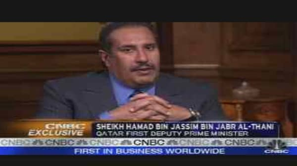 Qatar's 1st Deputy Prime Minister, Pt. 1