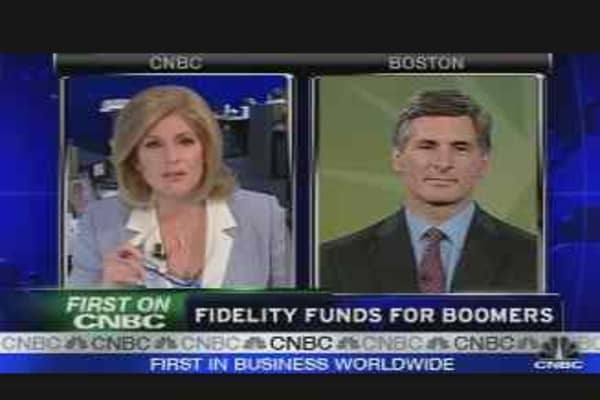 Fidelity Funds for Boomers