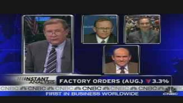 Factory Orders & Jobs
