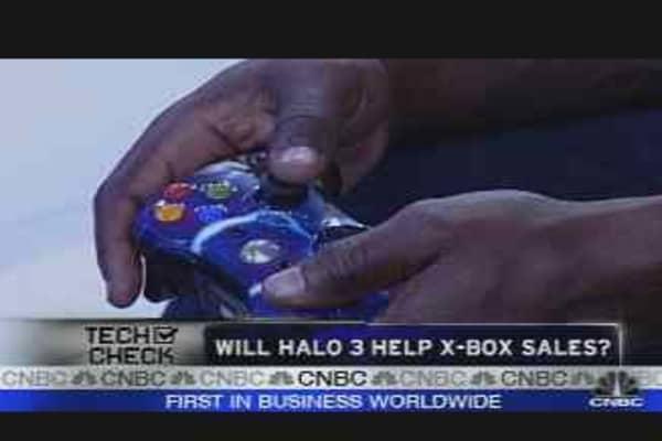 Halo 3 Scores Big