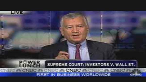 Investors vs. Wall Street