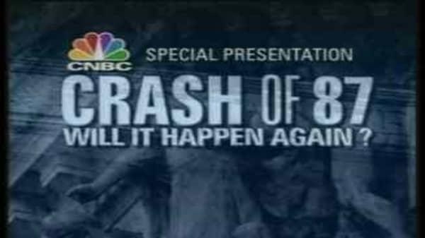 Crash of '87, Pt. 1