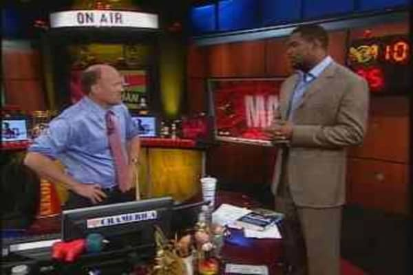 Strahan & Cramer Off Camera, Pt. 1