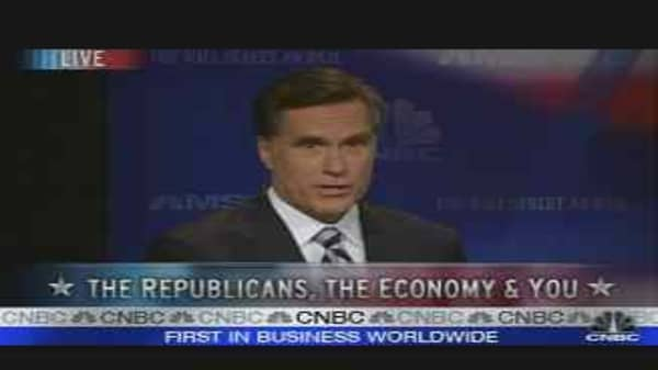 Romney on Health Care