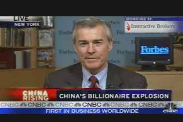 China's Billionaire Explosion