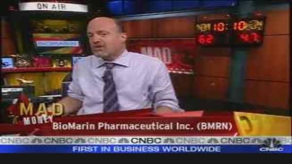 BioMarin Pharmaceutical CEO