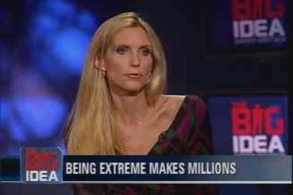Ann Coulter on Donny Deutsch