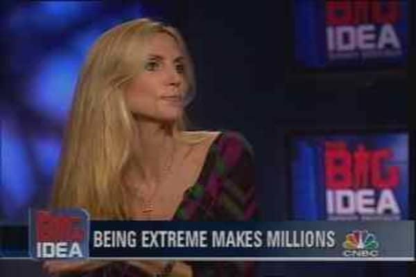 Ann Coulter Explains