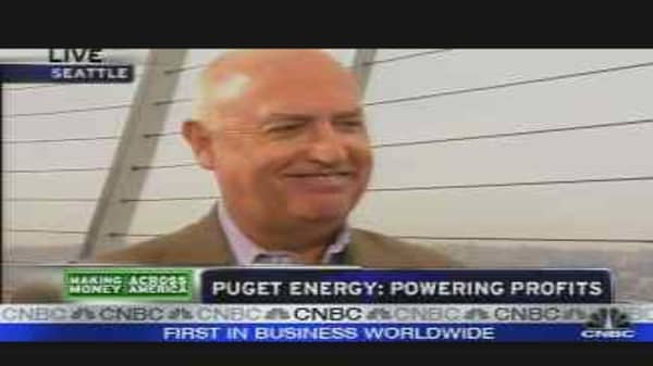 Puget CEO