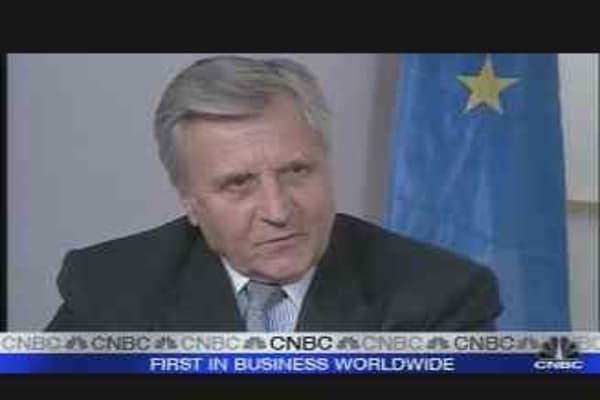 Trichet Exclusive: Part 3