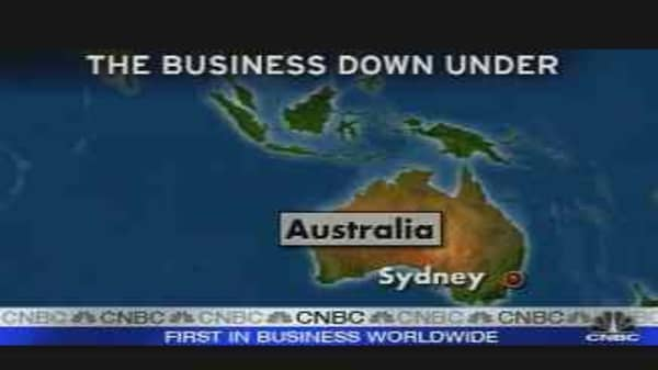 Business Pulse of the World: Australia