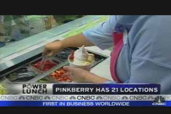 Pinkberry Craze